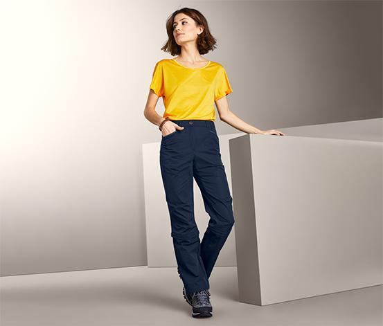 Funkčné nohavice, s odnímateľnou spodnou časťou