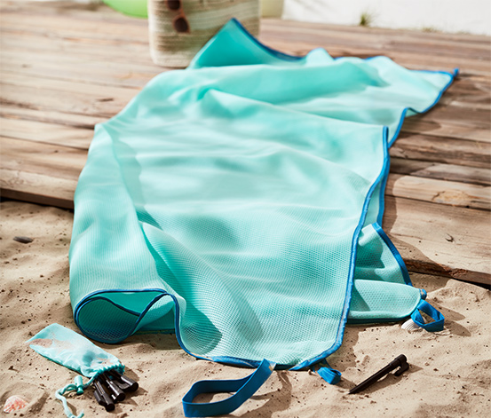 Plážová deka odolná proti piesku