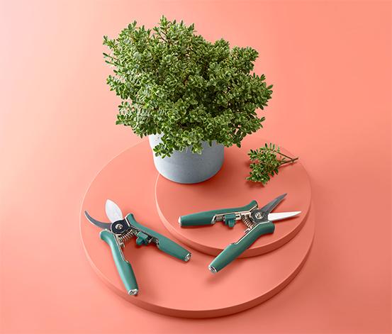 Súprava malých záhradníckych nožníc