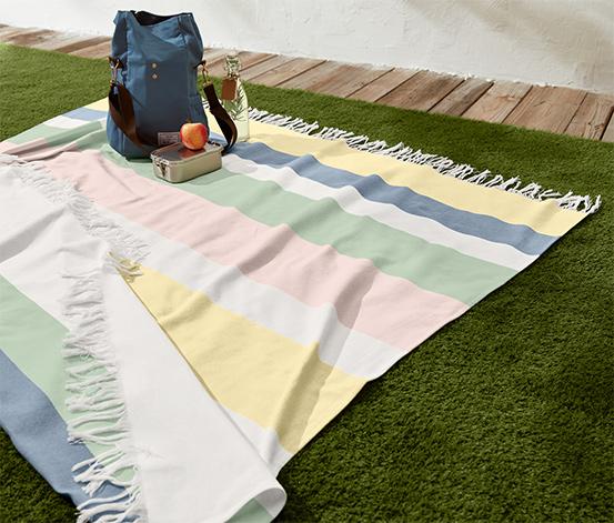 XL deka na piknik