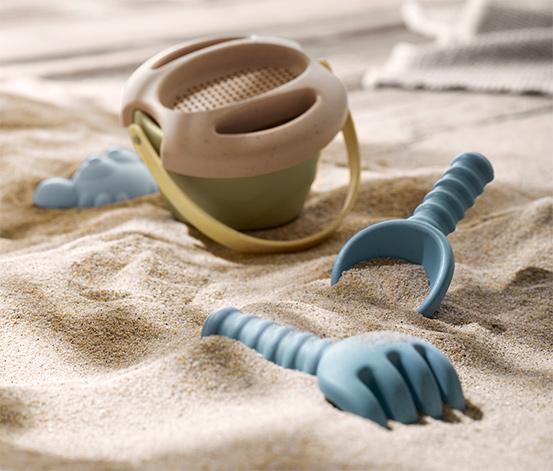 Súprava hračiek do piesku