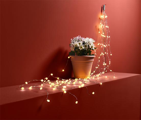 Svetelný zväzok s LED
