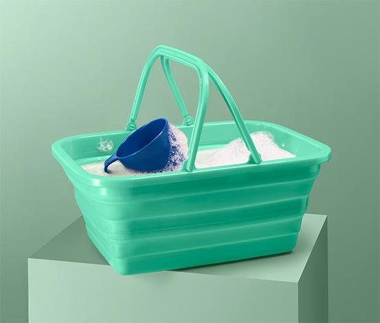 Skladacia misa na umývanie riadu