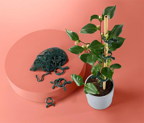 Svorky na rastliny, 20 ks
