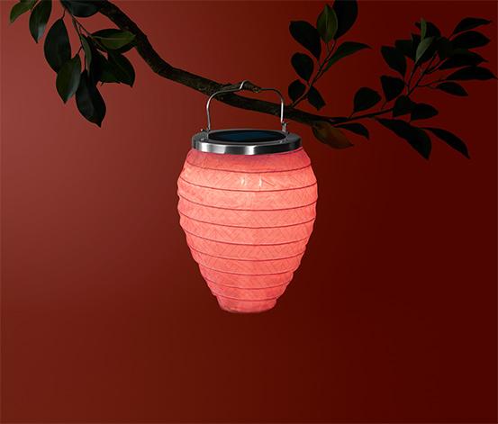 Solárny lampión, krátky