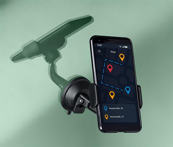 Držiak na smartfón