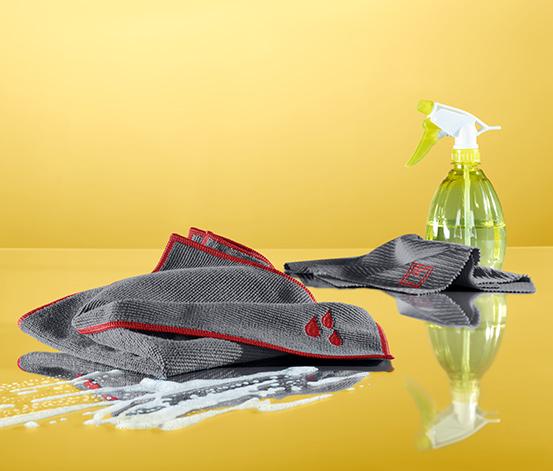Súprava čistiacich handričiek
