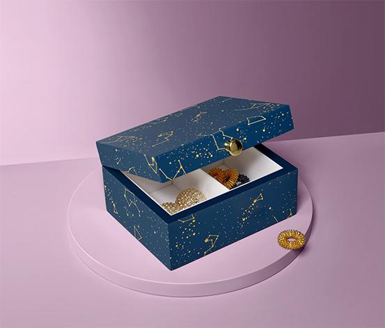 Drevená škatuľa
