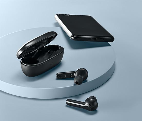 Slúchadlá do uší TWS s Bluetooth®