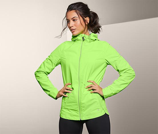 Vetruvzdorná bežecká bunda
