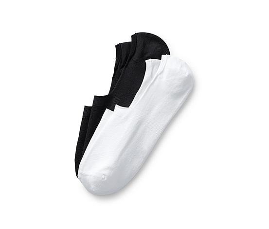 Krátke športové ponožky »Invisible«