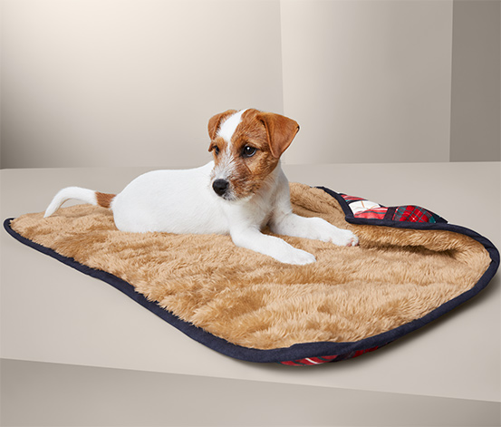 Mäkká deka pre psy