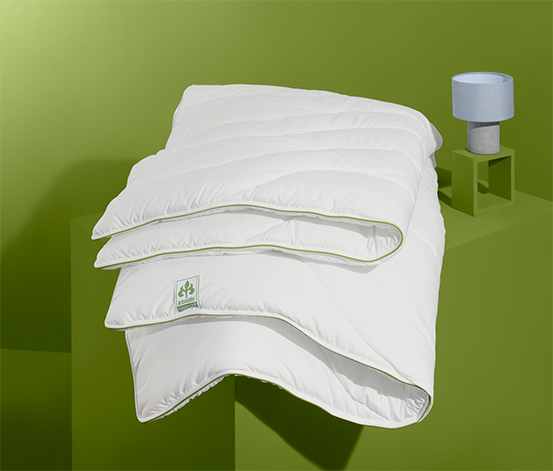Dvojitá prešívaná prikrývka irisette® greenline, štandardná veľkosť