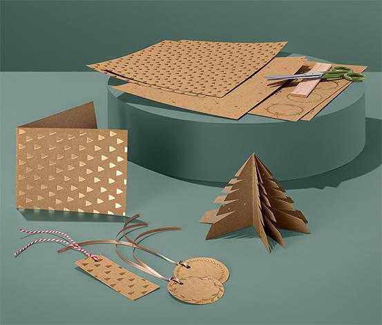 Súprava baliacich papierov