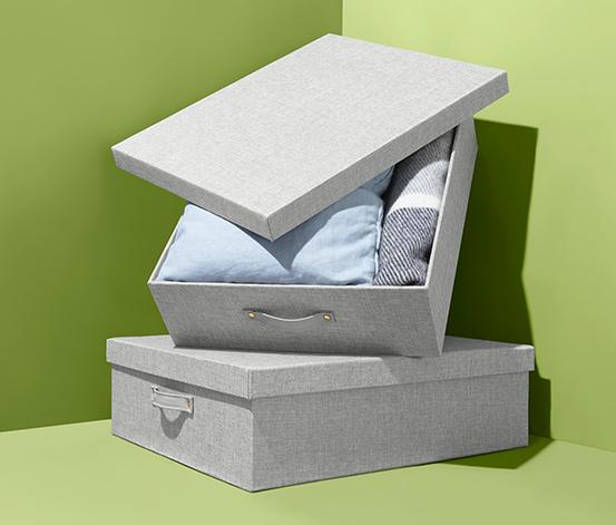 Súprava XL úložných boxov