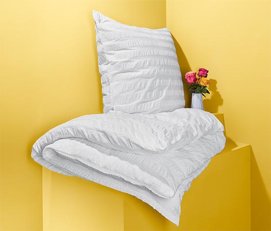Krepová posteľná bielizeň, dvojlôžko