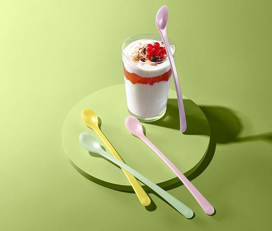 Lyžičky na jogurt