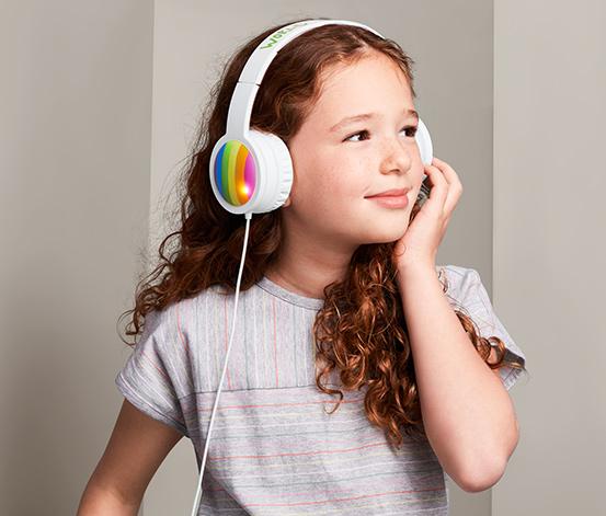 Detské stereoslúchadlá