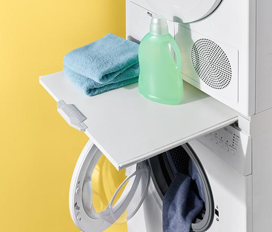 Spojovací rám na práčku a sušičku