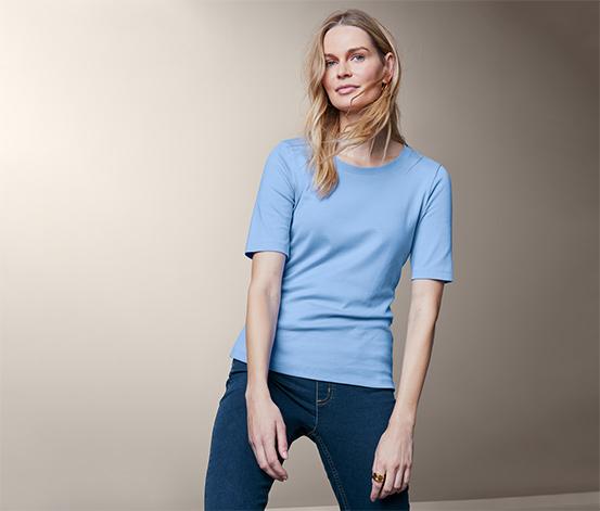 Tričko s polodlhým rukávom