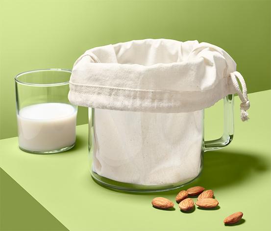 Vrecko na výrobu rastlinného mlieka