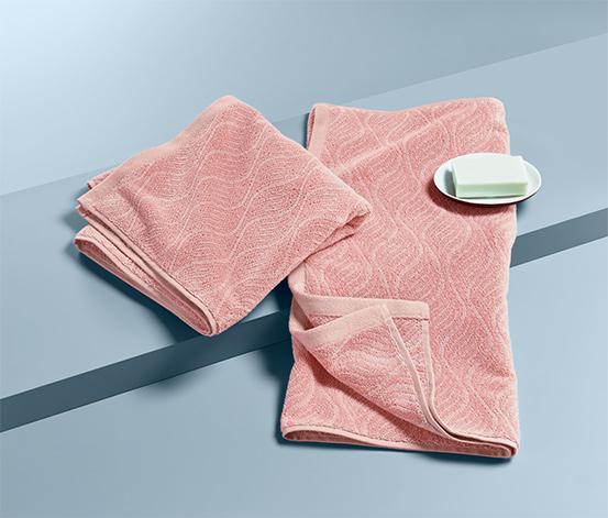 Žakárové uteráky, 2 ks