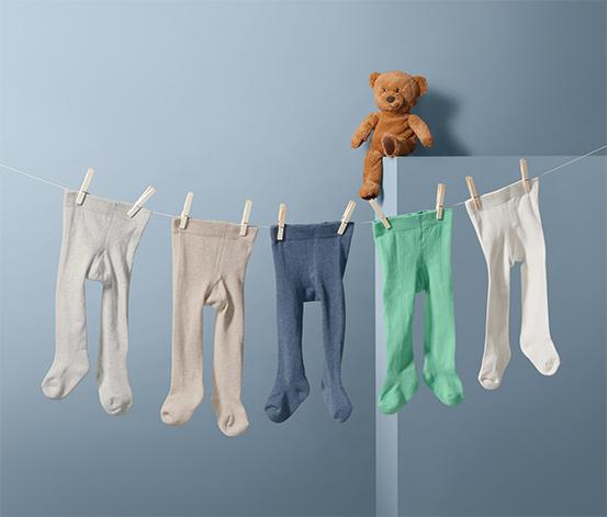 Detské pančuchové nohavice, 5 ks