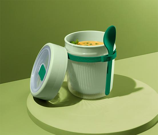 Cestovná nádoba na polievku