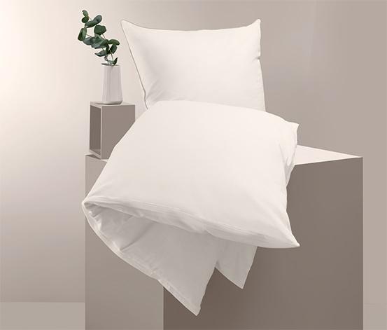 Posteľná bielizeň z ľanu a bavlny, dvojlôžko