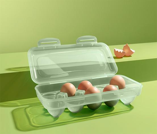 Úložný box na vajcia