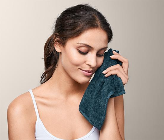 Kozmetické uteráky z mikrovlákna, 3 ks