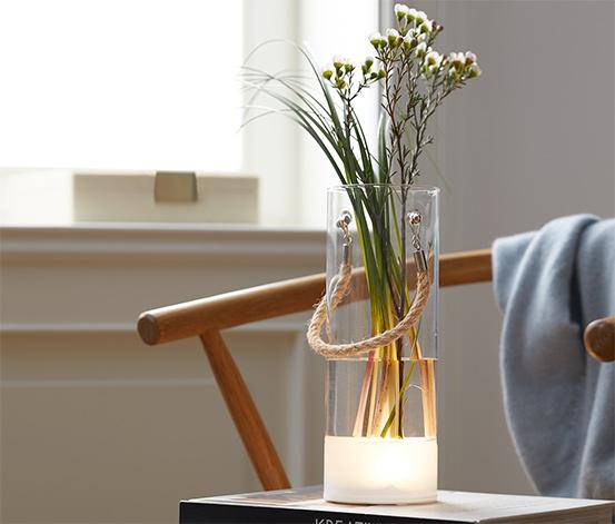 Váza s LED