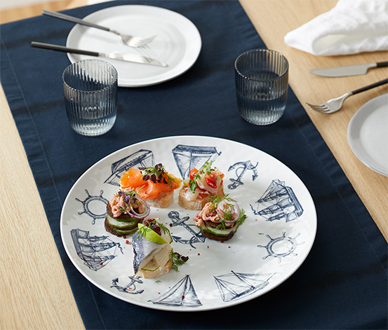 Servírovací tanier
