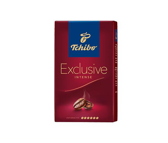 Tchibo Exclusive Intense - mletá káva