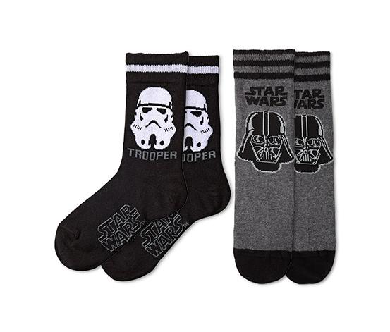 Ponožky »Star Wars™«, 2 páry